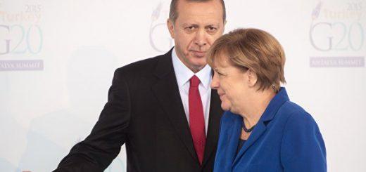 Германия Ангелы Меркель преклонилась перед Турцией Эрдогана