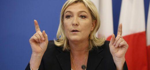 Брексит, Дональд Трамп, Марин Ле Пен — у мировой политики впереди ответственные месяцы. Европа может рухнуть в хаос. Фото: REUTERS/Charles Platiau
