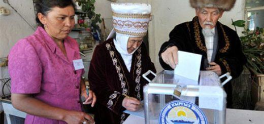 Игра на выживание: Киргизия готовится к выборам президента