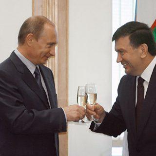 Позиция элиты Узбекистана – внеблоковый статус