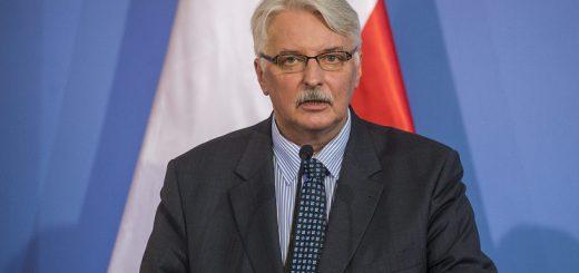 Министр иностранных дел Польши Витольд Ващиковский подвел внешнеполитические итоги уходящего года.