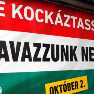 Венгрия признала референдум по квотам ЕС на прием беженцев несостоявшимся