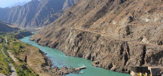 Водные ресурсы Центральной Азии