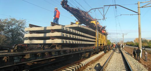Азербайджан завершил прокладку железнодорожного пути длиной в 8,5 км от приграничной станции Астара до иранской границы.