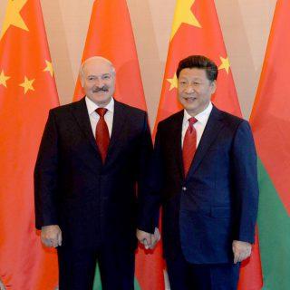 Китай для Беларуси