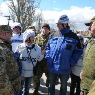 Миссия ОБСЕ на Украине