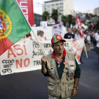 В Евросоюзе опасаются нового витка долгового кризиса в Португалии