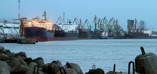 Прибалтийский порт