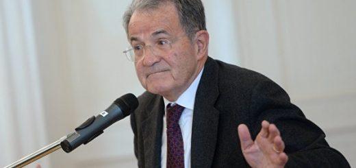 """Бывший премьер-министр Италии и глава Европейской комиссии Романо Проди призвал Евросоюз """"выложить на стол все карты"""" в отношениях с Евразийским экономическом союзом"""