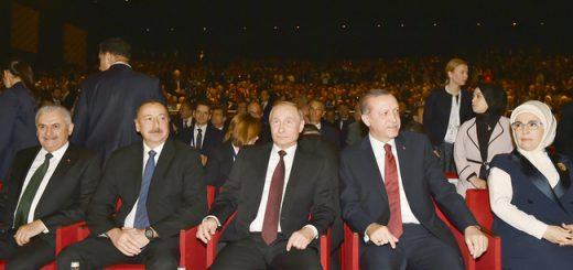 Союз Азербайджана, России и Турции — это неприятная новость для Запада