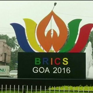 Лидеры стран БРИКС приняли Декларацию саммита в Гоа