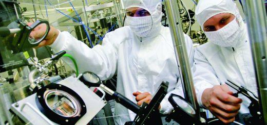 Россия - девятая в мире по затратам на науку