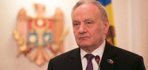Президент Молдовы Николай Тимофти