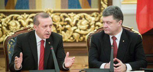 Украина и Турция активизируют диалог о создании зоны свободной торговли