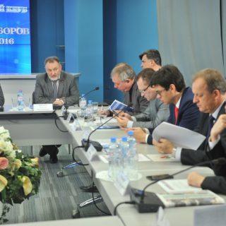 30 сентября в Российской академии наук состоялось заседание Российско-белорусского экспертного клуба на тему: «Белорусская АЭС – проект развития Союзного государства».
