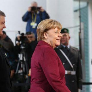 """Как оценили берлинскую встречу """"нормандской четверки"""" на Украине. Фото: DW"""