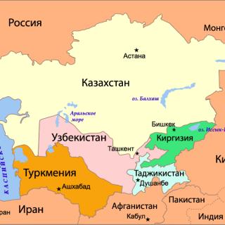 Готова ли Средняя Азия к самостоятельности