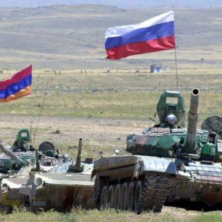 Россия и Армения продолжают активное военное и военно-техническое сотрудничество
