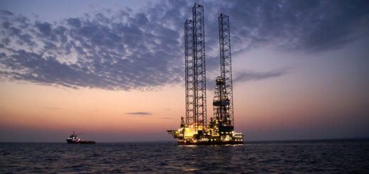 Украина снова обвинила Россию в незаконной добыче газа на шельфе Черного моря
