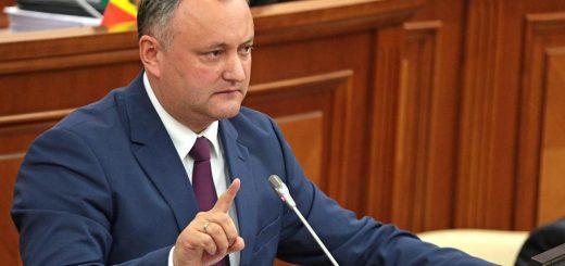 Президент Молдавии