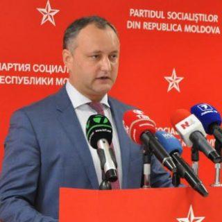 Додон обещает дать Приднестровью особый статус