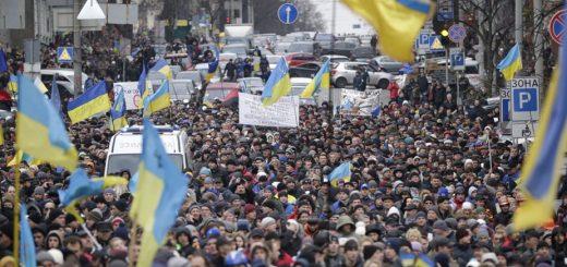 72% жителей Украины негативно оценивают ситуацию в стране