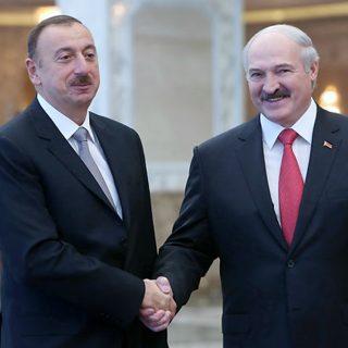 Алиев и Лукашенко