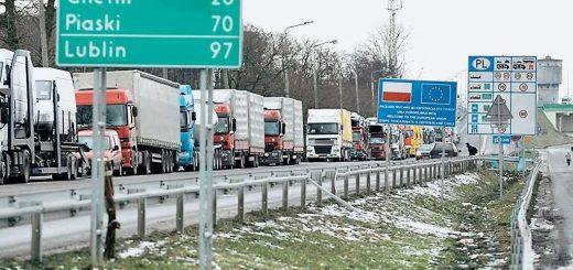 Россия и Польша 9 ноября в Кракове согласовали проведение предварительного обмена разрешениями на автоперевозки на 2017 год