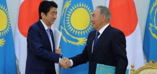 Япония инвестирует в экономику Казахстана 1,2 млрд долл.