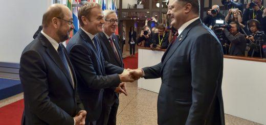 Украина не получила безвизовый режим по итогам состоявшегося вчера в Брюсселе саммита с ЕС.