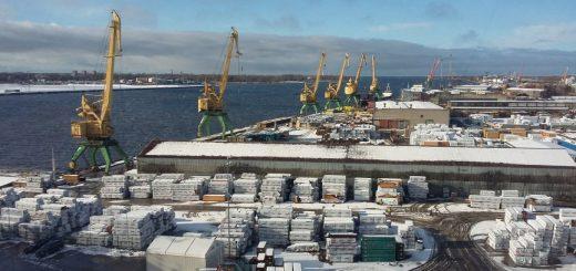 Рост грузооборота в Усть-Луге покончит с транзитом через Прибалтику
