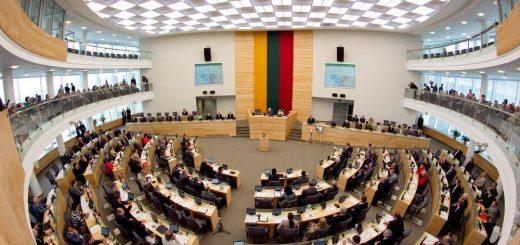 Литва просит ЕС продлить антироссийские санкции