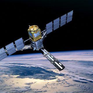 Спутник зондирования Земли