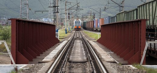 Транзит через Латвию