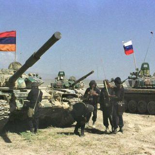 Объединенная группировка войск РФ и Армении