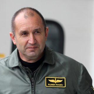 Румен Радев победил на выборах президента Болгарии