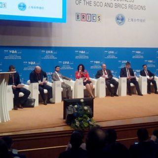 Регионы стран ШОС и БРИКС приняли резолюцию по поддержке малого бизнеса