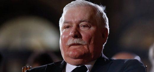 """Лех Валенса считает, что Польшу нужно """"выкинуть"""" из Евросоюза"""