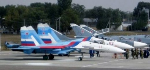 Авиабаза Кант св Киргизии