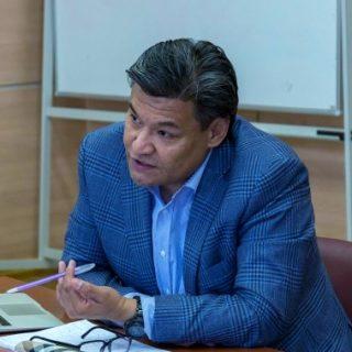 эксперт по промышленной политике Торгово-Промышленной палаты Киргизии Кубат Рахимов.