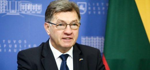 Буткявичюс: контрмеры России спутали планы деятельности кабмина Литвы