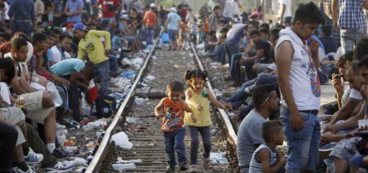 В Восточной Европе отказались принимать мигрантов