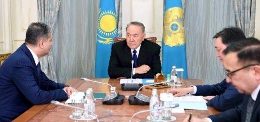 Президент Казахстана и глава ЕЭК обсудили повестку саммита ЕАЭС