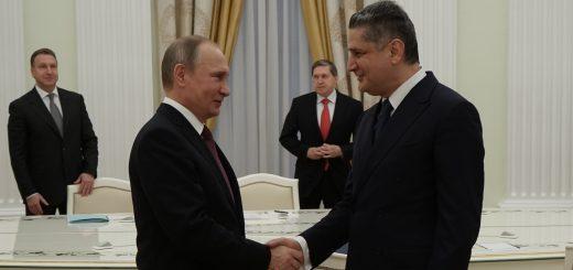 Глава ЕЭК представил Путину идеи по углублению интеграции в рамках ЕАЭС
