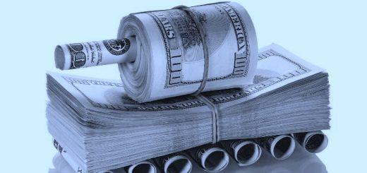 РФ покинула пятерку стран с самыми большими расходами на оборону