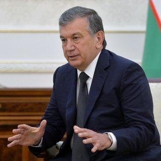 Президент Узбекистана Шавкат Мирзиев