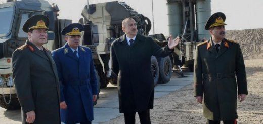 Президент Азербайджана Ильхам Алиев по-прежнему прибегает к угрозам возобновить военные действия.
