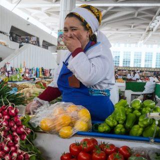 продовольственный кризис в Туркменистане