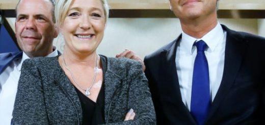 Лидеры ведущих правопопулистских партий Европы