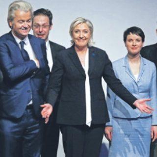 Съезд фракции Европарламента «Европа наций и свобод»